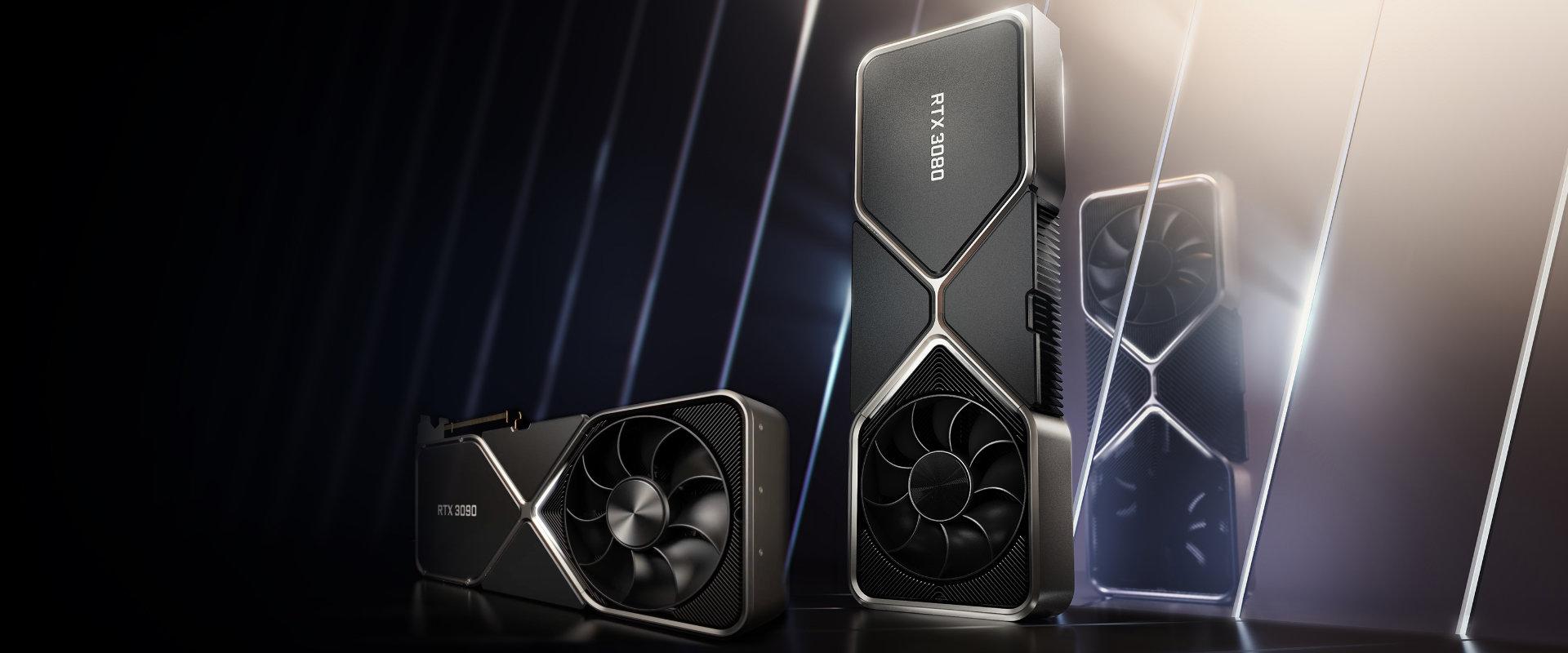 Grafičke kartice NVIDIA GeForce RTX 3080 i 3090
