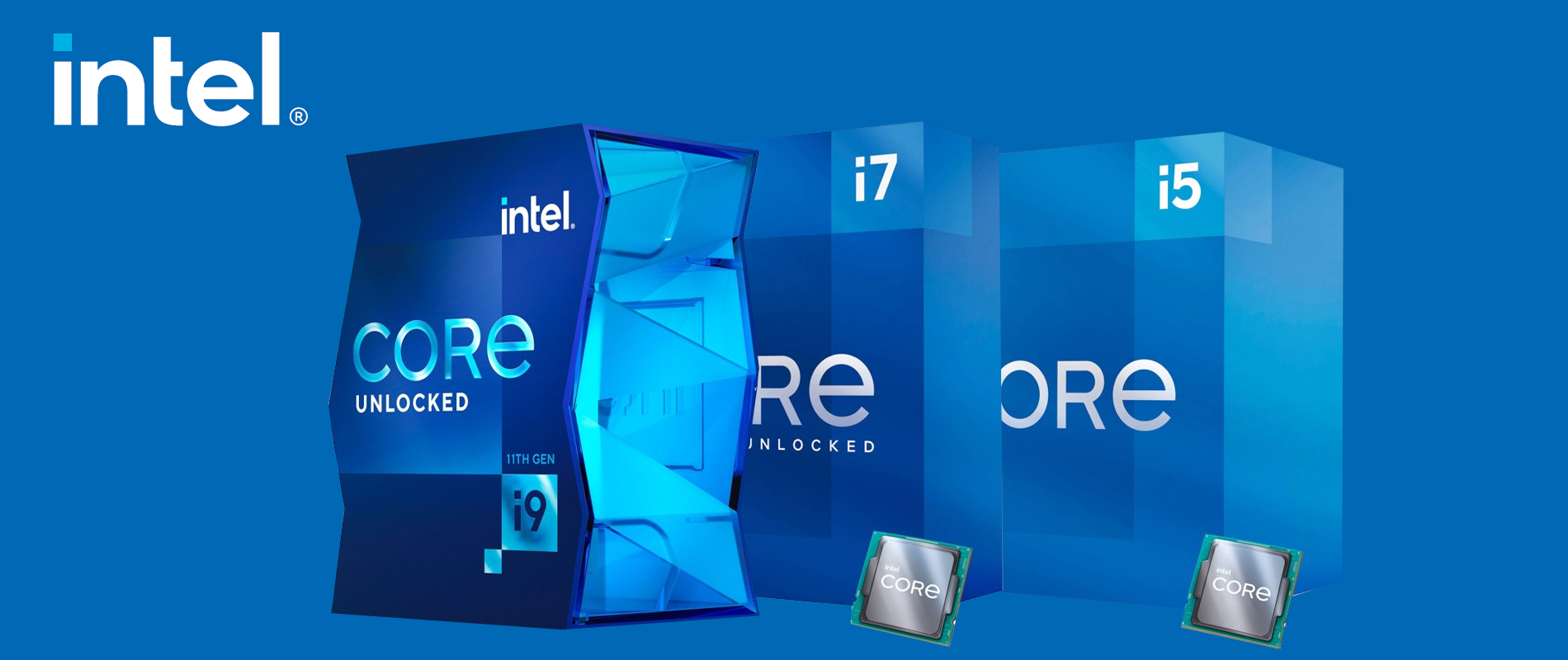 Intel 11. generacija procesora - Rocket Lake je stigao