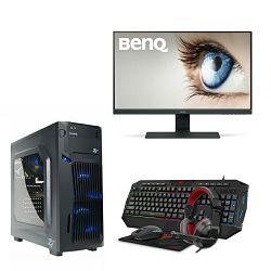 ADM Bundle Faust Intel i5-11400f, 16GB, 500GB NVMe, GTX 1660, Windows 10 pro + monitor + periferija 4-u-1