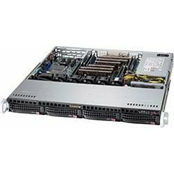 ADM Server Rack 1U EPYC-H11SSL, AMD EPYC 7351P 2.4GHz 16 cores, Supermicro MBD-H11SSL-i-O, 32GB DDR4 ECC Reg, Intel SSD 760P 512GB