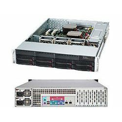 ADM Server Rack 2U EPYC-H11SSL, AMD EPYC 7351P 2.4GHz 16 cores, Supermicro MBD-H11SSL-i-O, 32GB DDR4 ECC Reg, Intel SSD 760P 256GB