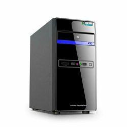 Računalo ADM Doppio II, i5-9400f, 8GB DDR4, SSD 240GB, GT710-2D5, DVDRW, noOS