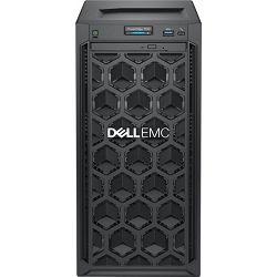 DELL Poweredge T140 MT Xeon E-2126G 3.3GHz, 8GB DDR4 ECC 2666MHz,1x1TB SATA 7200 rpm, iDRAC9 Basic, DVD RW