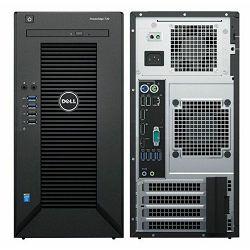DELL PowerEdge T30, Xeon E3-1225v5/8GB DDR4/1TB HDD/DVDRW/DOS