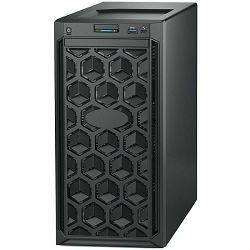 DELL Poweredge T140 MT Xeon E-2224 3.4GHz, 16GB DDR4 ECC 2666MHz,1x1TB SATA 7200 rpm, iDRAC9 Basic, DVD RW
