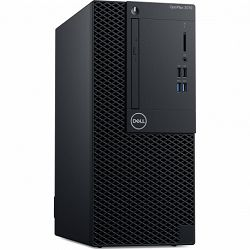 Dell OptiPlex 3070 MT, i3-9100 3.60GHz, 8GB DDR4,1TB HDD, Ubuntu
