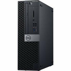 DELL Optiplex 5070 SFF, i5-9500, 8GB, 256GB PCIe NVMe, DVDRW, Ubuntu, VGA port