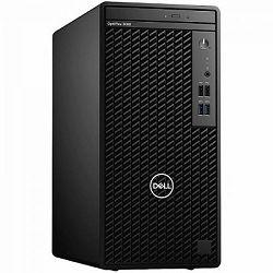 Dell OptiPlex 3080 MT, i5-10500, 16GB, 500GB SSD NVMe , iUHD, DVDRW, Kb+Mouse, Windows 10 Pro, ADM PROMO
