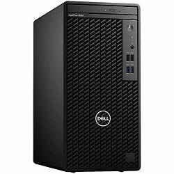Dell OptiPlex 3080 MT, i5-10500, 8GB, 512GB SSD NVMe , Integrated, DVDRW, Kb+Mouse, Ubuntu