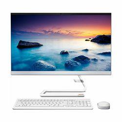 "Lenovo IdeaCentre AiO 3 27IMB05 27"" FHD, i5-10400T, 8GB, 512GB NVMe, DVD±RW, iUHD, Windows 10 pro, White, F0EY00A3SC-Win, ADM PROMO"