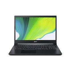 "Acer Aspire 7 15.6"" FHD IPS, AMD Ryzen 5 3550H, 8GB RAM, 256GB PCIe NVMe SSD, NVIDIA GeForce GTX 1650, Windows 10 Home, NH.Q8LEX.00G"