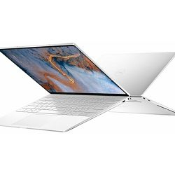 """DELL XPS 13 9300 13.4"""" UHD+ Touch,  i7-1065G7, 16GB, 1TB SSD PCIe, Windows 10 Pro, WHITE, N0860"""