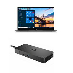 """DELL XPS 13 7390 13.4"""" UHD+ Touch HDR400 2in1 + DELL Dock WD19 130W PROMO BUNDLE //, Intel i7-1065G7, 16GB, 512GB SSD PCIe, Windows 10 Pro"""