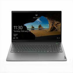 "Lenovo ThinkBook 15.6""FHD, Ryzen 3 4300U, 8GB, SSD 256GB M.2, Windows 10 Pro, Mineral Grey, 20VG0005PB"