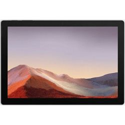"Microsoft Surface Pro 7, 12.3"" Touch, i5-1035G4, 8GB, 256GB SSD, Intel Iris Plus, Windows 10H, platinum,  PUV-00036"