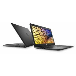 DELL Vostro 3584 ADM PROMO W10Pro 15.6'' IPS FHD, i3-7020U, 8GB, 256GB SSD M.2, iHD620, Windows 10 Pro, black
