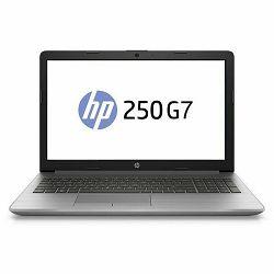 """HP 250 G7 15.6"""" FHD, i3-1005G1, 8GB, SSD 512GB NVMe, DVD±RW, Windows 10 Pro, Siva, 1F3L3EA-Win, ADM PROMO"""