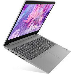 """Lenovo IdeaPad 3 15ADA05, 81W10193SC, 15.6"""" FHD,  AMD Ryzen 3 3250U, 8GB, SSD 256GB, NO OS, 81W10193SC"""