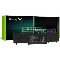 Zamjenska baterija za Asus Green Cell (AS132) 4400 mAh, 11.1V , za Asus ZenBook UX303 UX303U UX303UA UX303UB UX303L
