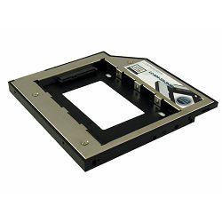 LC-Power ladica SSD/HDD instalation frame 9,5mm LC-ADA-525-25-NB