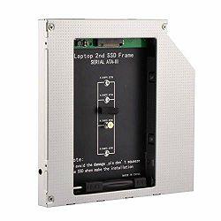 Gembird ladica M.2 SSD Installation Frame, 9,5mm, GEM-A-SATA95M2-01