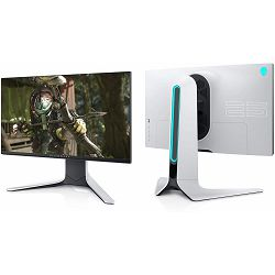 DELL Alienware AW2521HFLA 25'', IPS, 240Hz, Lunar Light, NVIDIA G-SYNC, 2x HDMI 2.0/ Displayport 1.2