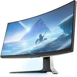 DELL Alienware AW3821DW 38'', Fast IPS Nano, 3840x1600@144Hz, True 1ms,  2xHDMI/DisplayPort 1.2, 4x USB 3.2