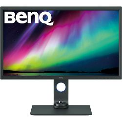 "Benq PhotoVue SW321C 32"", IPS, 2xHDMI 2.0/DisplayPort 1.4/USB-C 3.0 with DisplayPort 1.2 (shared), 9H.LJ1LB.QBE"