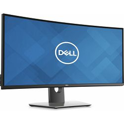 DELL U3419W CURVED, HDMI/DisplayPort/MiniDisplayPort/MHLPort/4xUSB/Speakers