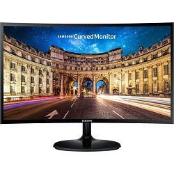 """Samsung C27F390 27"""" FHD VA, curved, VGA/HDMI 1.4, LC27F390FHRXEN"""