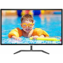 """Philips 323E7QDAB 31.5"""", IPS, VGA/DVI/HDMI 1.4, zvučnici"""