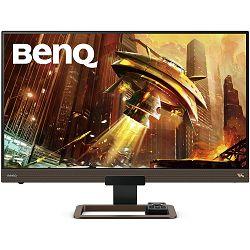"BENQ 27"" EX2780Q, IPS, QHD, 2xHDMI, DP, USB-C, 144Hz, HDR"