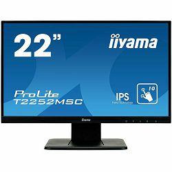 IIYAMA Monitor Prolite T2252MSC-B1 21,5