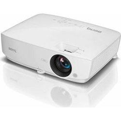 BENQ MX535, DLP projektor, 1024x768, 3600 ANSI, 15.000:1, VGA, HDMI