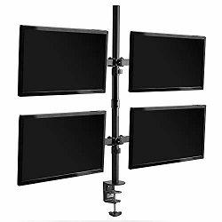 VonHaus stolni nosač za četiri monitora, VONTV-3000113