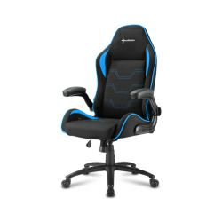 Sharkoon Elbrus 1 igraća stolica, crno-plava