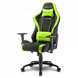 Sharkoon Skiller SGS2 igraća stolica, crno-zelena