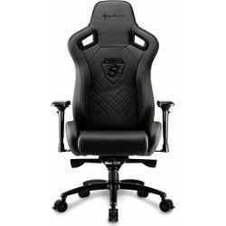 Sharkoon Skiller SGS5, igraća stolica, crna