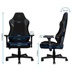 Nitro Concepts X1000 Black, NC-X1000-B
