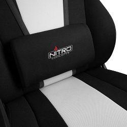 Nitro Concepts E250 Black/White, NC-E250-BW