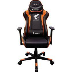 Gigabyte AORUS AGC300 V2 igraća stolica, Black + Orange, GP-AGC300 V2
