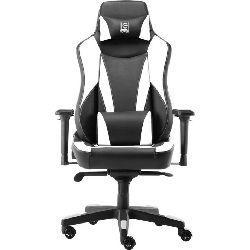 LC-Power LC-GC-701BW gaming stolica, Crno / bijela