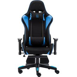 LC-Power LC-GC-702BB-FF gaming stolica, Crno / plava