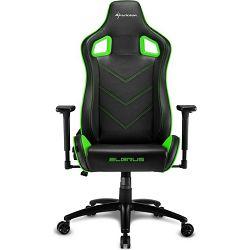 Sharkoon Elbrus 2 igraća stolica, crno-zelena