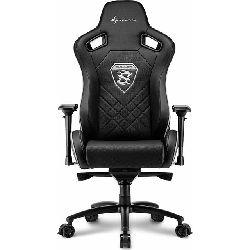 Sharkoon Skiller SGS4, igraća stolica, crna
