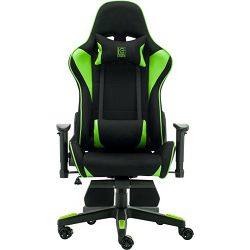 LC-Power LC-GC-702BG-FF gaming stolica, Crno / zelena