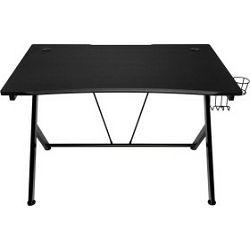 Nitro Concepts D12 Gaming Desk - Black, NC-GP-DK-009