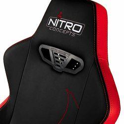 Nitro Concepts S300 EX Inferno Red, NC-S300EX-BR