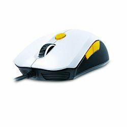 Genius Scorpion M6-600 Gaming mouse White