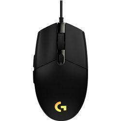 Logitech G203 Lightsync Gaming miš RGB, Black